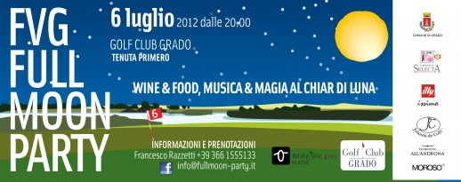 FVG Full Moon Party 2012